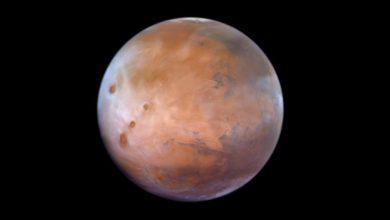 الإمارات اكتشاف كميات أكبر من المتوقع من الأوكسجين في كوكب المريخ